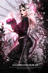 Tales Untold - Briar Rose (print available)