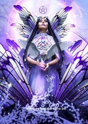 High fairy priestess - print available