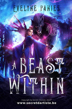ebook cover design: a beast within