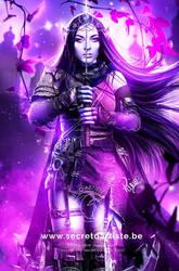 I stand my ground - elven princess