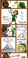 Link's Magic Bottle
