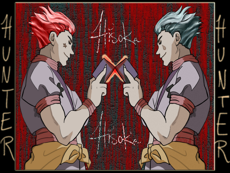 Hisoka Wallpaper By MaLink1