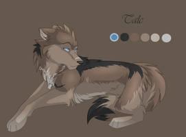 Character Sheet 12 - Talc by Kiarei-star