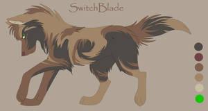 CharSheet 11- Pup SwitchBlade by Kiarei-star