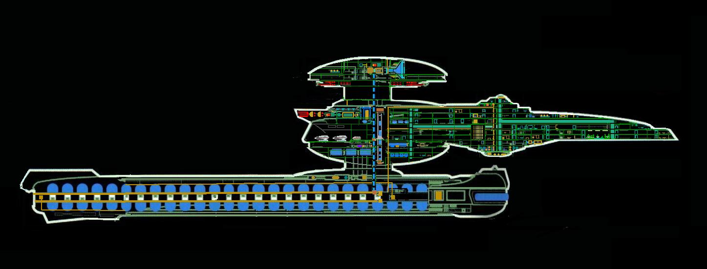FRIQUIS SPACE (CUADERNO DE VITACORAS) Celeres_Class_Starship_MSD_by_Merc_Raven