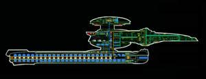 Celeres-Class Starship MSD