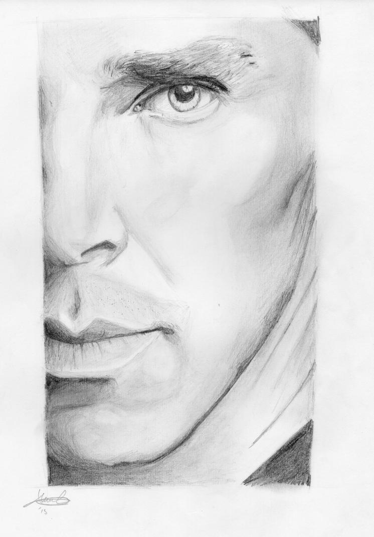 Benedict Cumberbatch !! by IraidaGil
