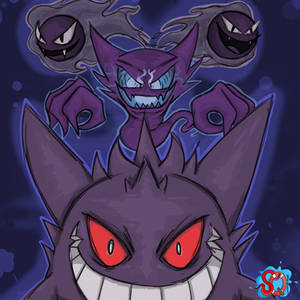 Gengar and his family
