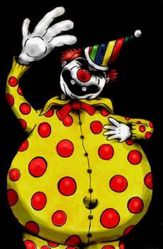 SCP 2912 - 2 Drum Clown