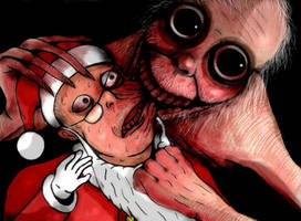 SCP 4666 There's no such thing as Santa