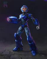 Super Smash Bros: Remixed - Megaman by andrewdoma