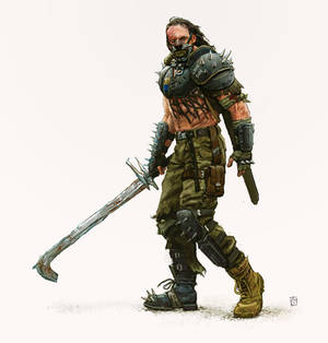The Hound - Game of Thrones in a Mad Max World