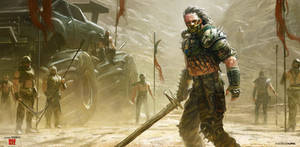 The Hound: Game of Thrones/Mad Max