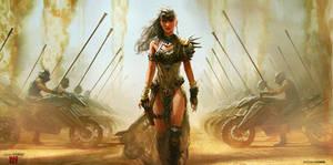 Daenerys Targaryen: Game of Thrones/Mad Max