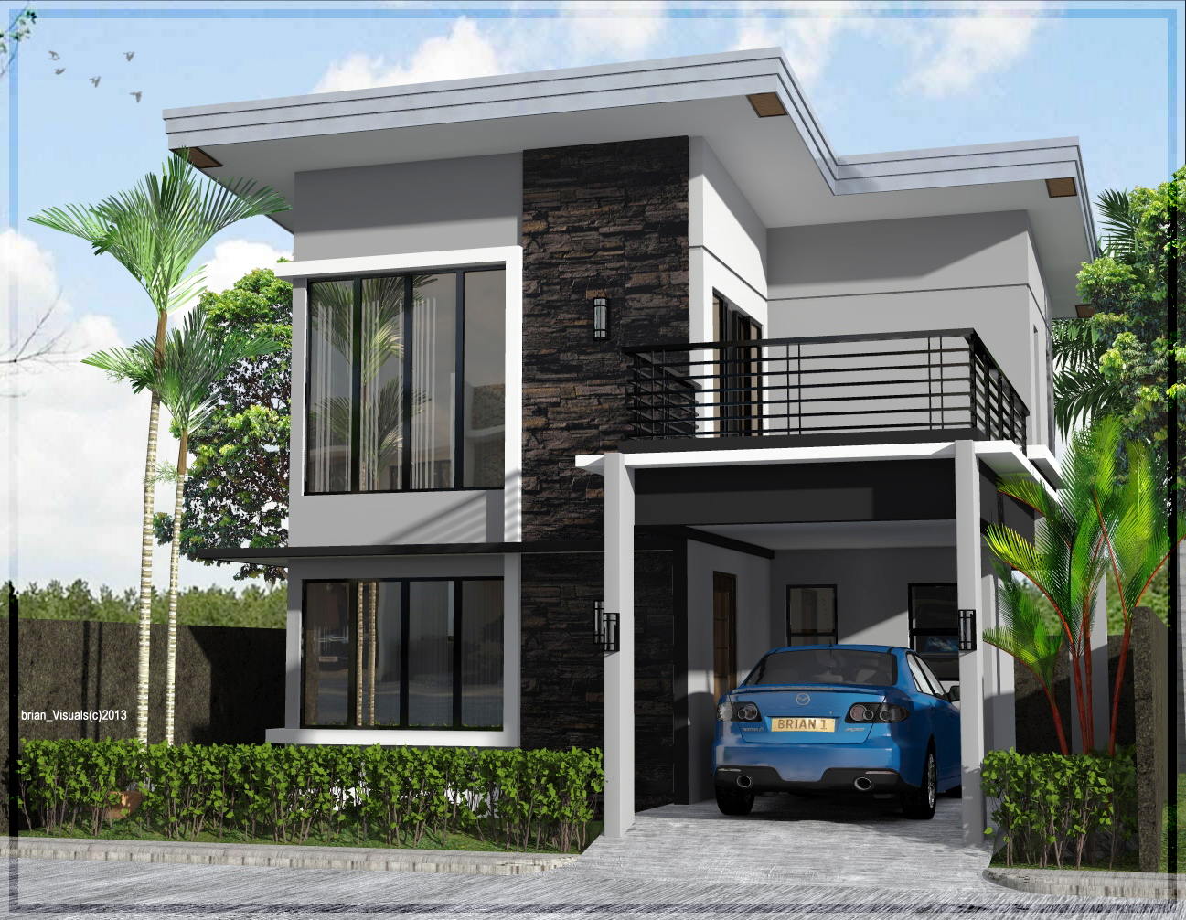 Two Storey Asian House At Antique By Arimankodi On Deviantart