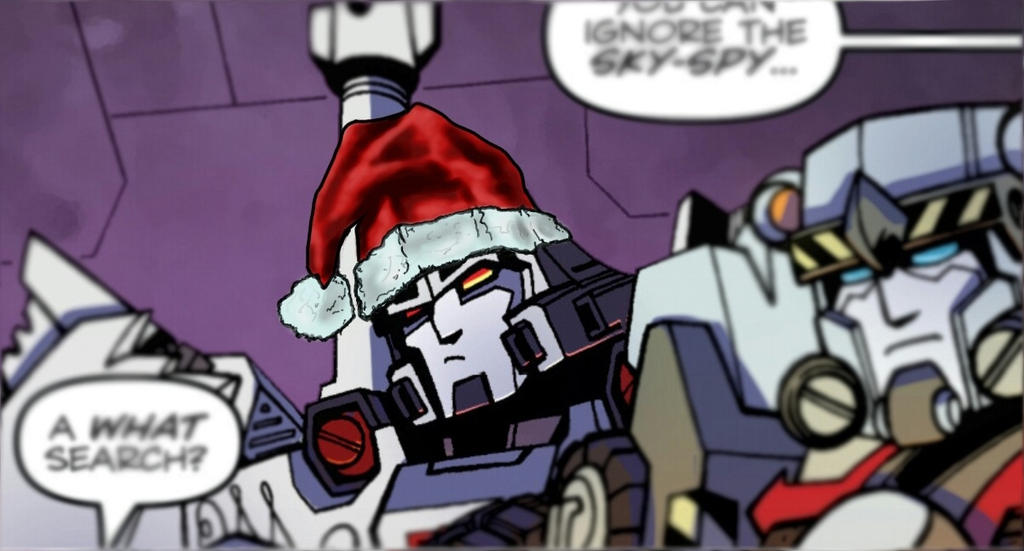 Christmas Spirit by SolooftheSurgeEpoch