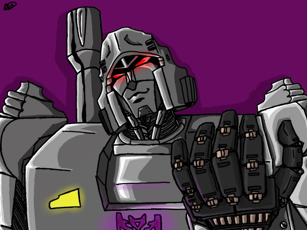 Yet more Megatron by SolooftheSurgeEpoch