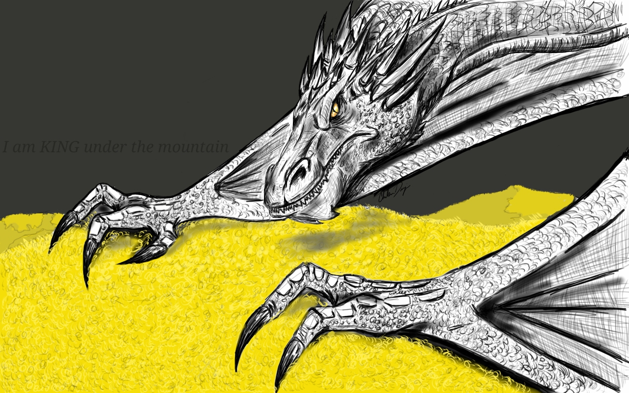 Smaug by cdomingue