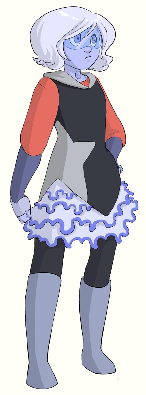 Gemsona - Blue-Lace Agate by akiwitch