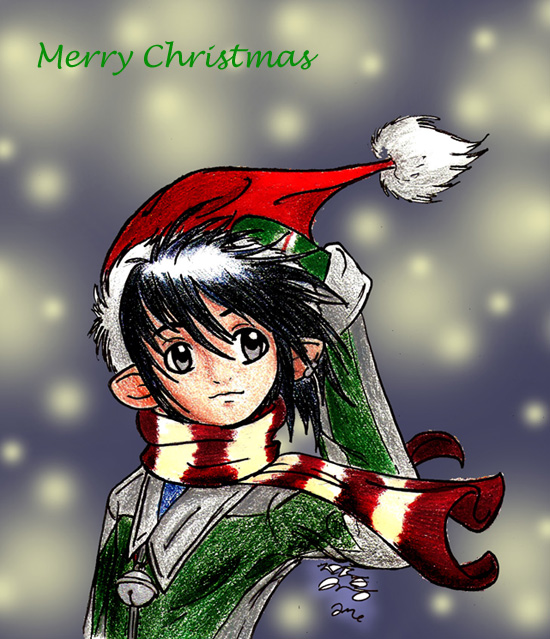 Christmas Card 2k6 by akiwitch