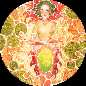 OC - Autumn Mermaid 2019