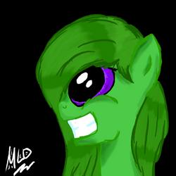 Green Pony