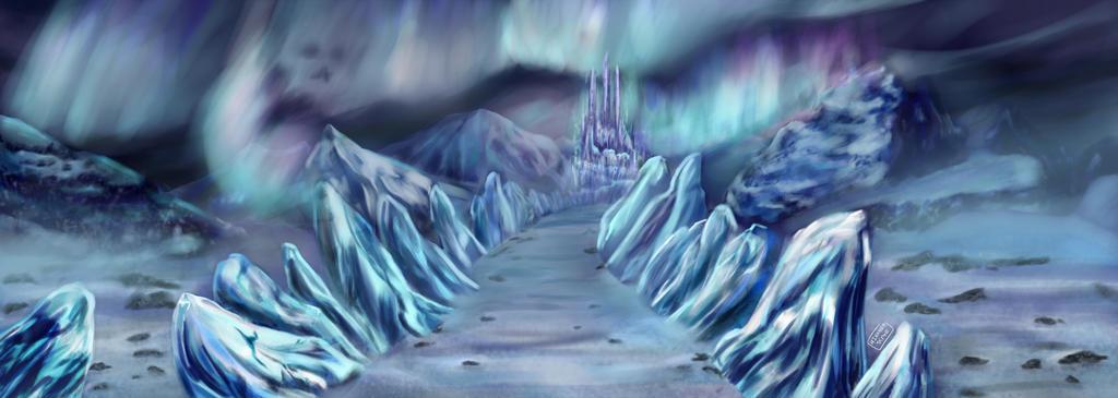 Lands of always winter by miranda8888