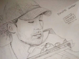 David Garret Portrait