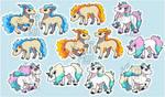 Ponyta Pack