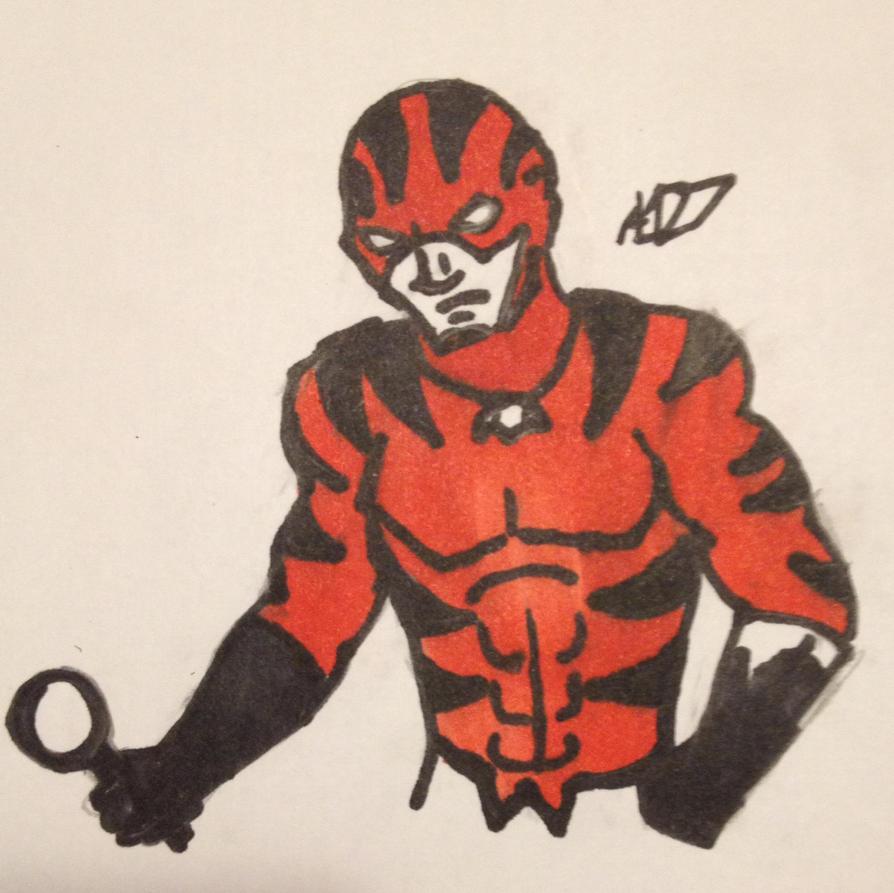 Wildman: All-Star Detective by 127thlegion