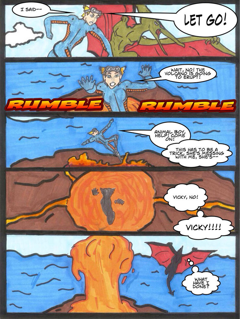 AFL1000 Round One:Gotta Go Fast and Furious Page 4 by 127thlegion