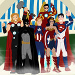 The Justice League of Avengers