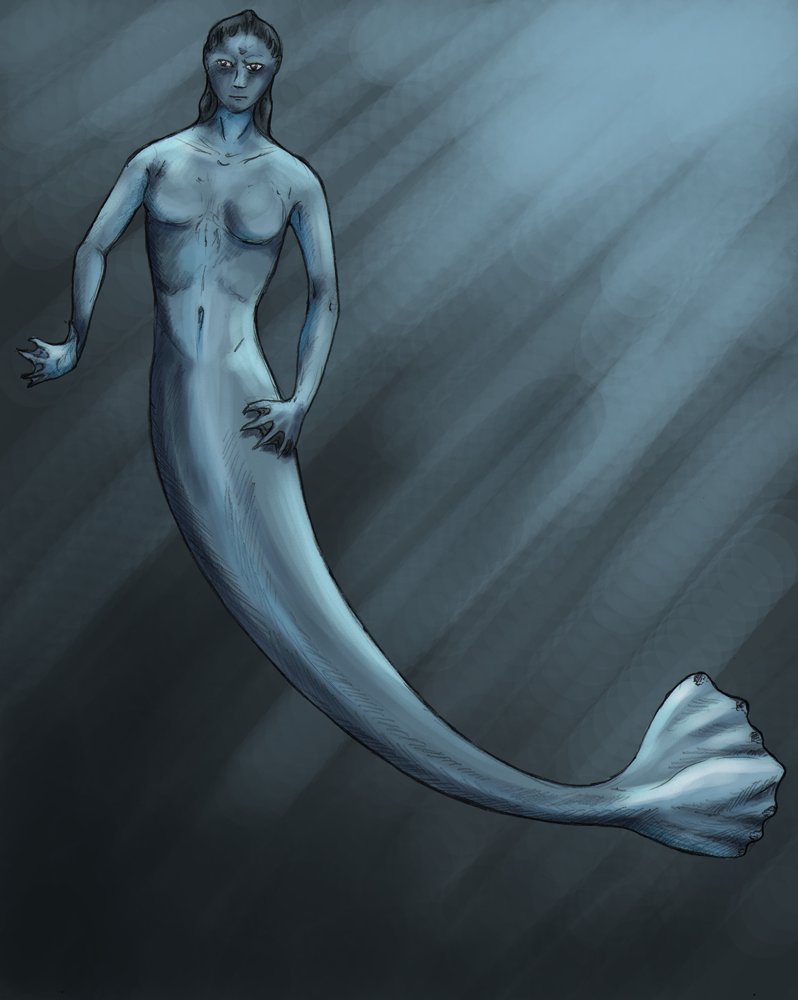 Animal Planets Mermaid By Aireona93 On Deviantart