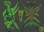 Original Numenera Species- 8th Worlders