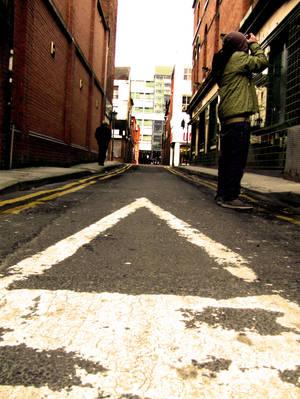 Follow the Arrow...