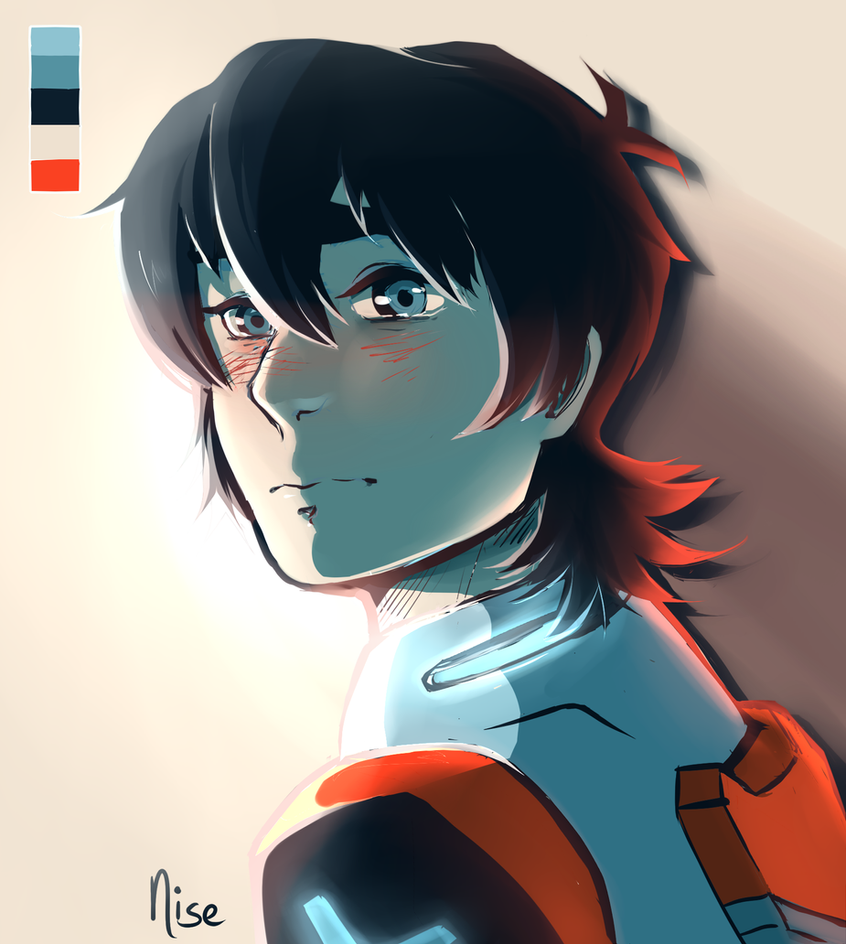 3G Keith by nise-here