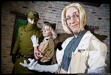 Come to the nazi side 3 by realdaguru
