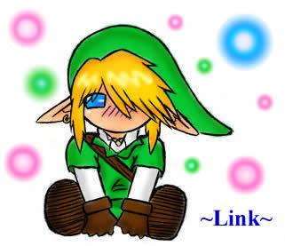 Chibi Link by FranyArt
