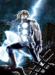 Thor by SkuLL-Inc