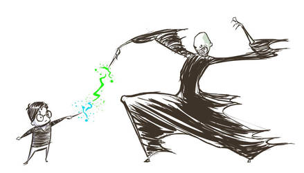 Harry VS Voldemort
