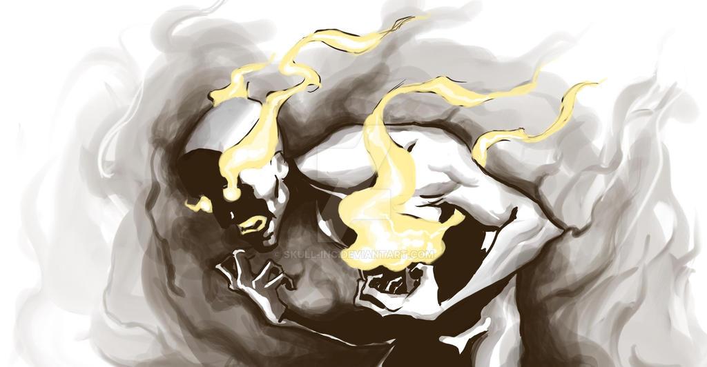 Burn Inside by SkuLL-Inc