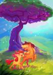 Apple Ponies