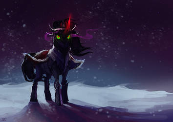 King Sombra by cmaggot