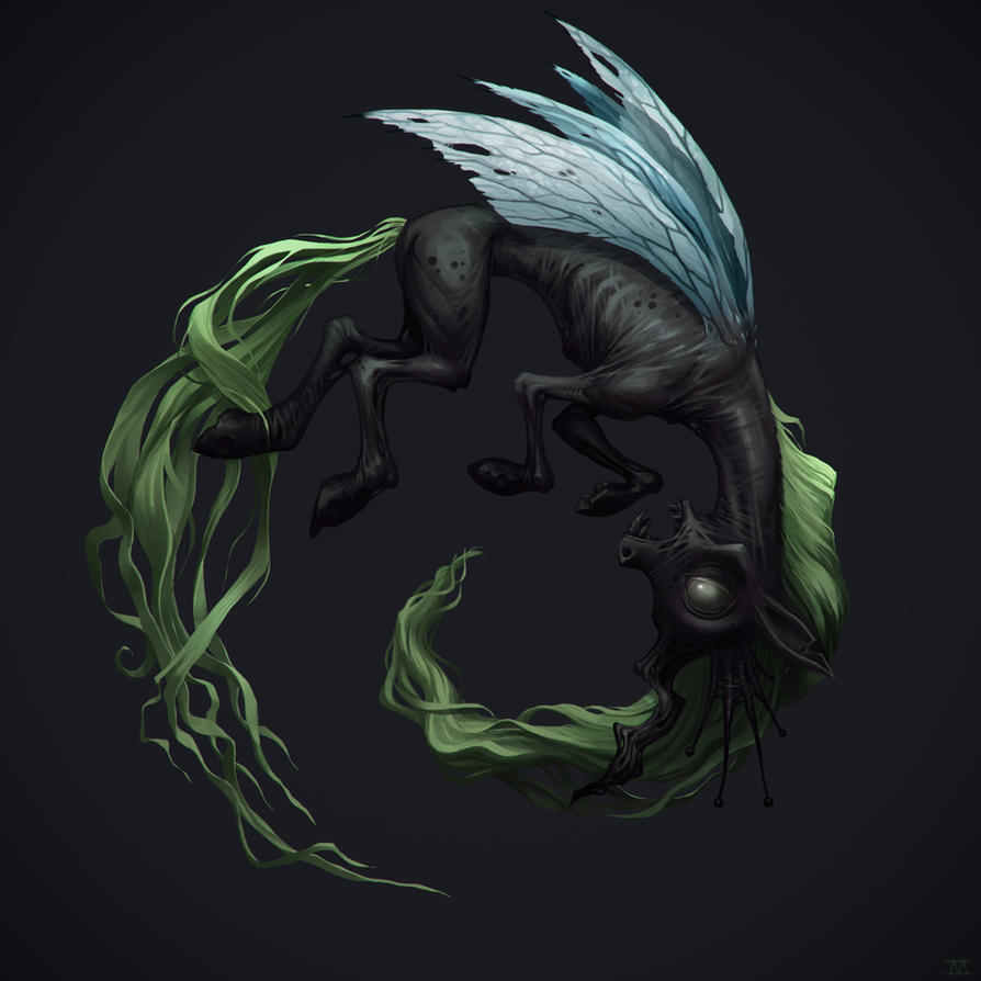Chrysalis by cmaggot