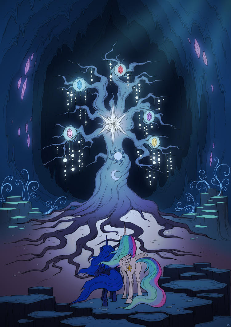 Tree of Harmony by cmaggot