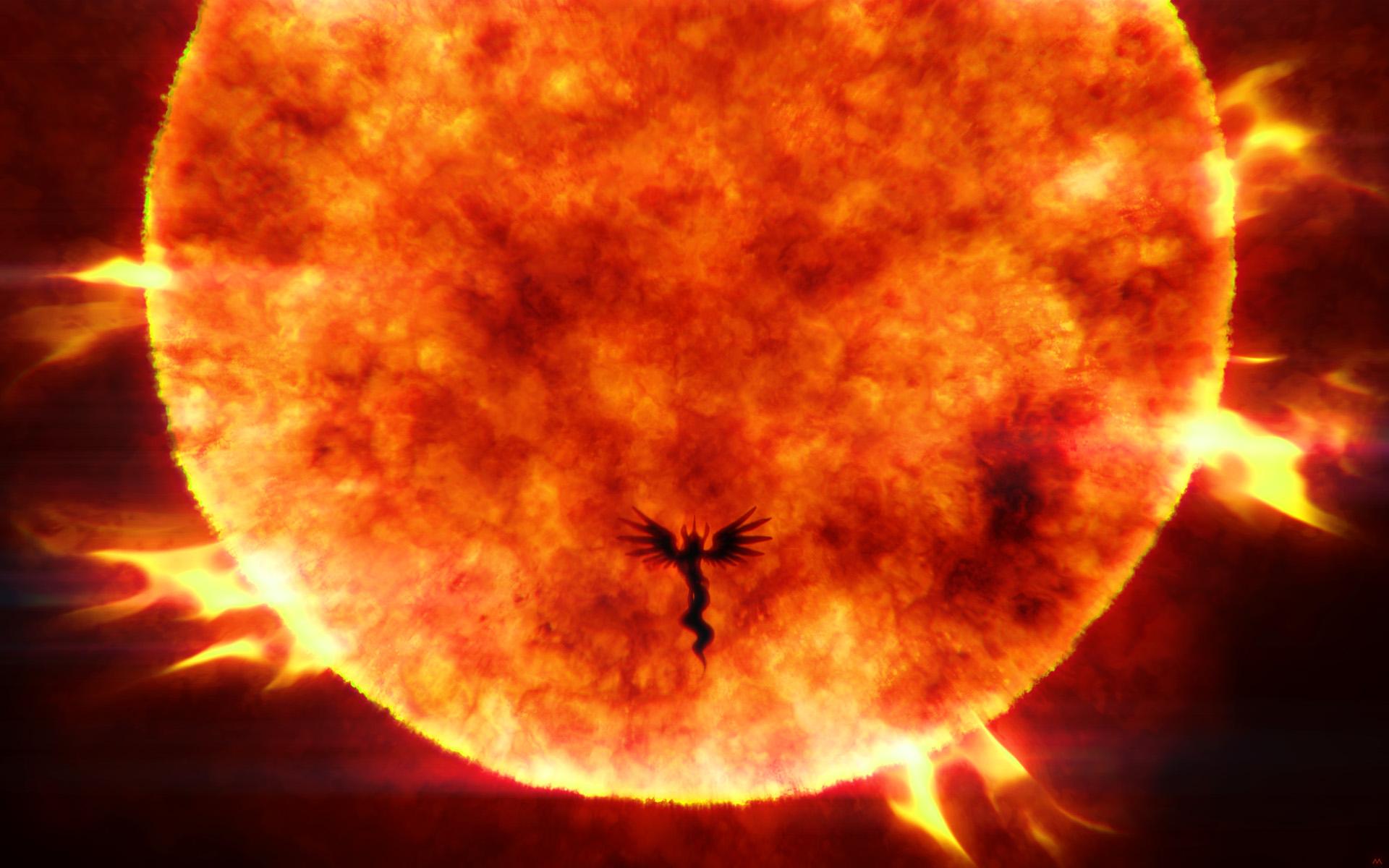 Raising the Sun by cmaggot