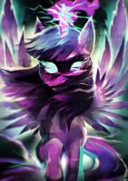 Sparkly pony princess by cmaggot