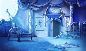 Lullaby for a Princess - Luna's room background