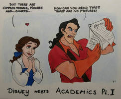 Disney meets Academics - No Pictures