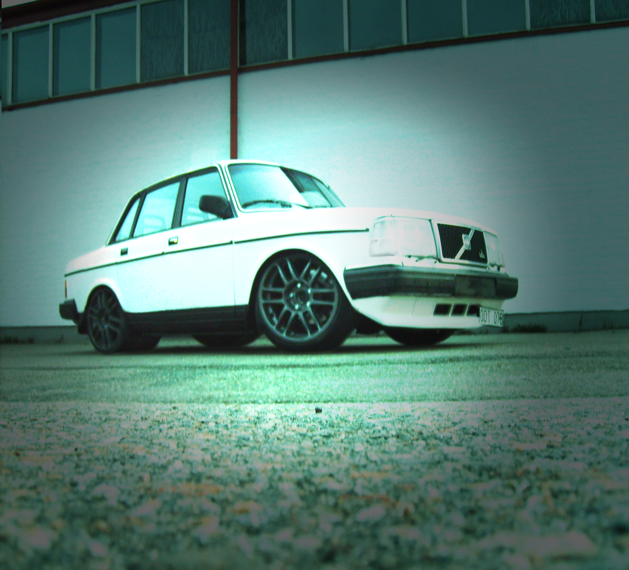 Volvo Car Wallpaper: Volvo 240 Mini By RudaWorks On DeviantArt